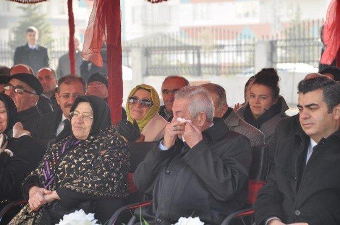 Kayseri'de Ağlatan Açılış