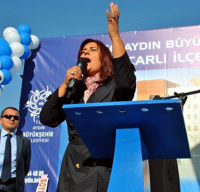 Aydın Büyükşehir Koçarlı Belediyesine Yeni Hizmet Binası Yapıyor