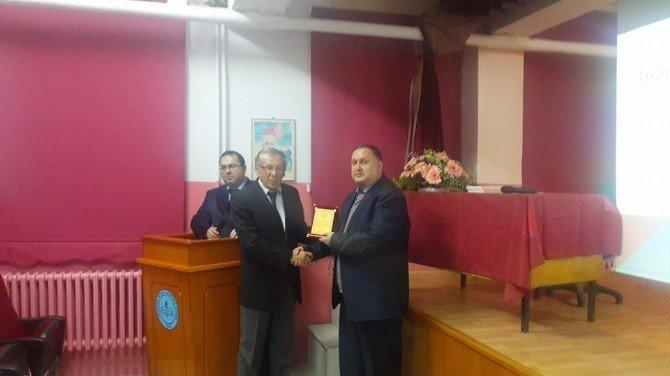 Sungurlu'da Türkçe'nin Önemi Konulu Konferans