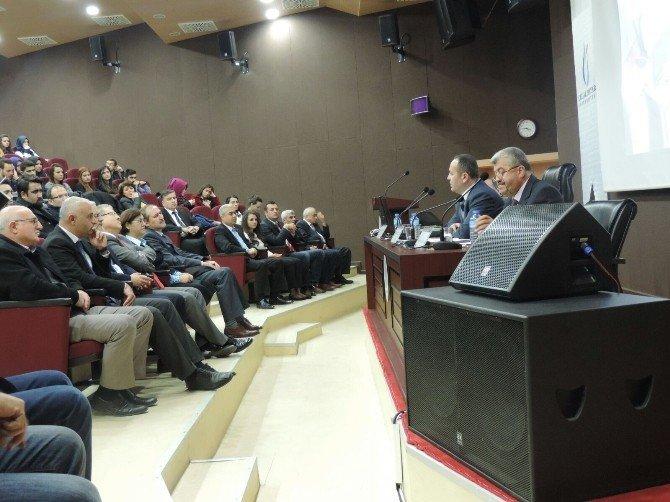 Mcbü'de Mehmet Akif Ersoy Paneli Düzenlendi