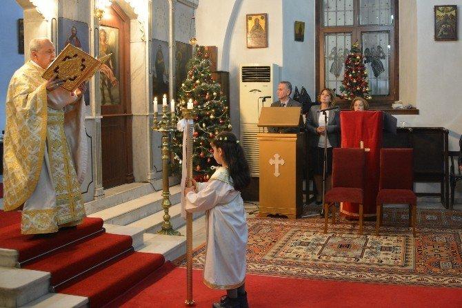 Mersin'de Noel Kutlaması