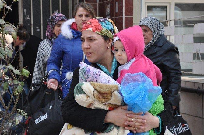 İç Savaştan Kaçan Ahıskalılara Türkiye Kucak Açtı