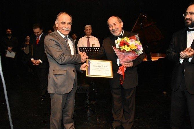 Samsun'da Yeni Yıl Konseri