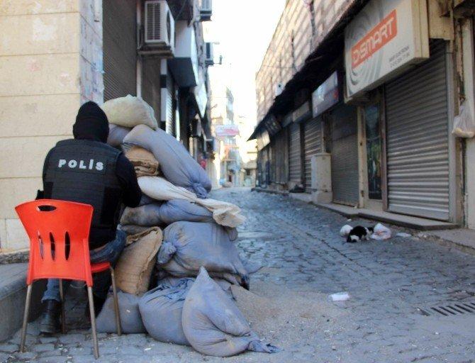 Sur'da Görevli Polislere Sürpriz