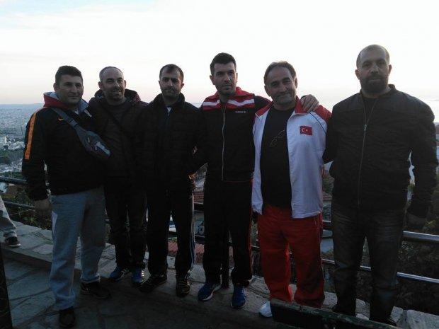Sakaryalı Judocular 1. Lig'deki ilk sınavına Konya'da çıkıyor