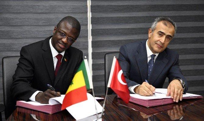 Senegal, Ticari İlişkilerini EXPO 2016'da Geliştirecek