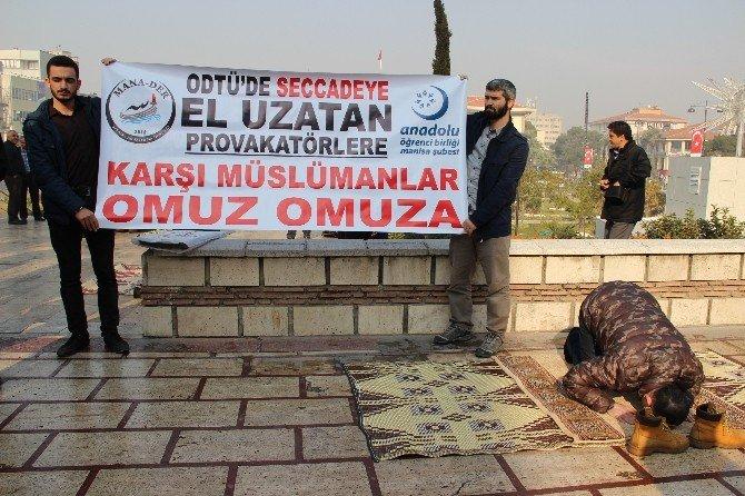 İslam Düşmanlarına Tekbirli Tepki