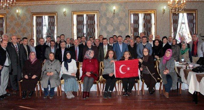 Erzurum'daki 52 Sivil Toplum Kuruluşundan Teröre Tepki