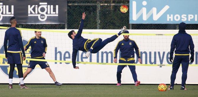 Fenerbahçe, Medicana Sivasspor maçı hazırlıklarını sürdürdü