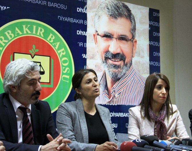 Tahir Elçi'nin eşi Türkan Elçi: Tahir, insan ve vicdanın yanında yer aldı