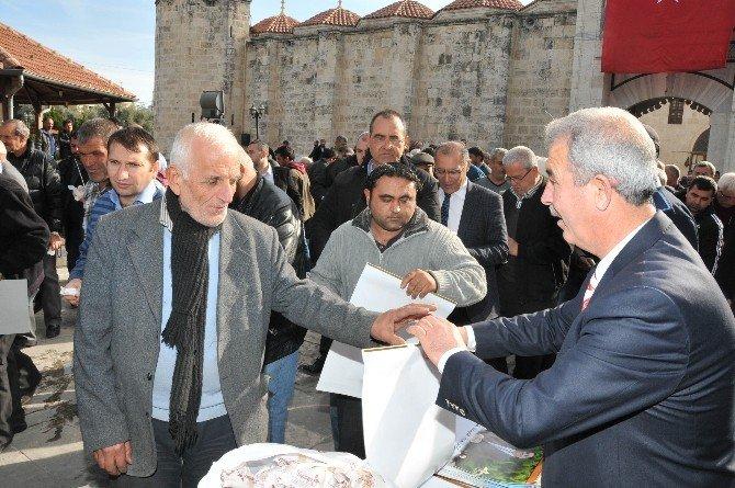 Tarsus'ta Şehitler İçin Mevlit Okutuldu