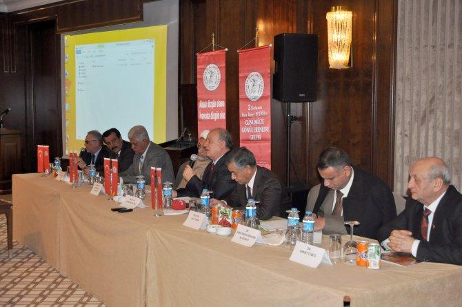 Türkmen Alevi Bektaşileri, Ankara'da bir araya geldi