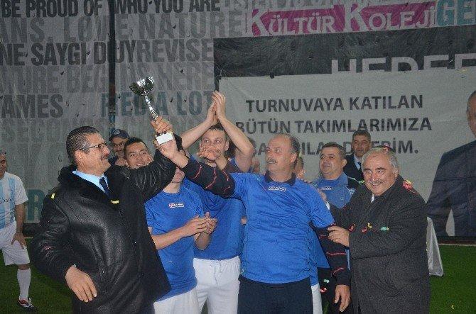 Düzce Belediyesi Zabıtası Şampiyon