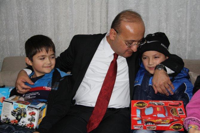 Ahıska Türkleri, Erzincan'a geldi