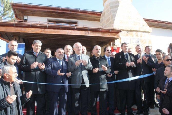 110 yıllık cami restore edildikten sonra ibadete açıldı