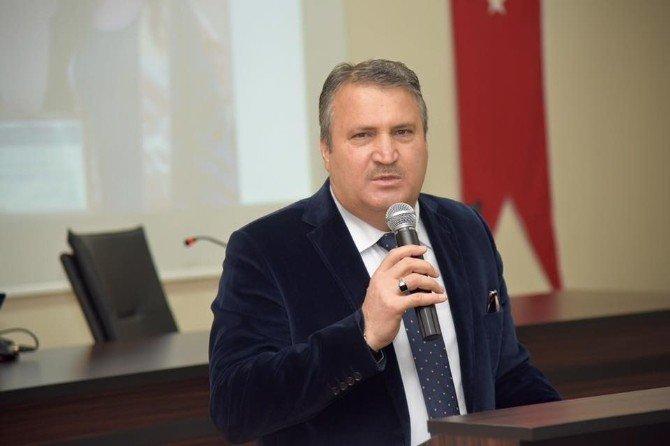 Başkan Çerçi, Mcbü'lü Öğrenciler İle Konferansta Buluştu
