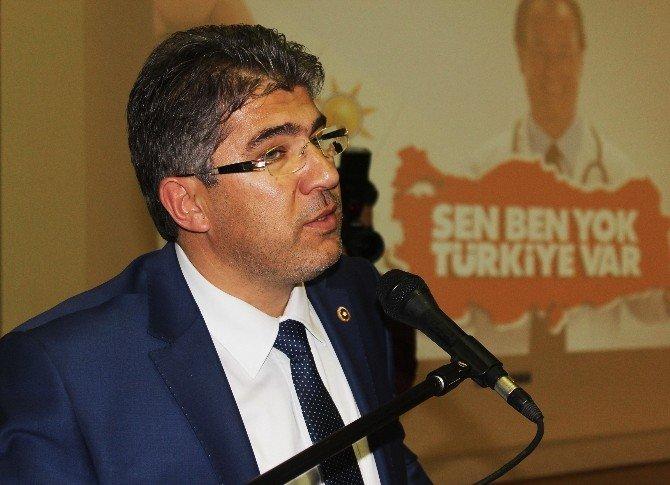 AK Parti İl Divan Toplantısı Yapıldı