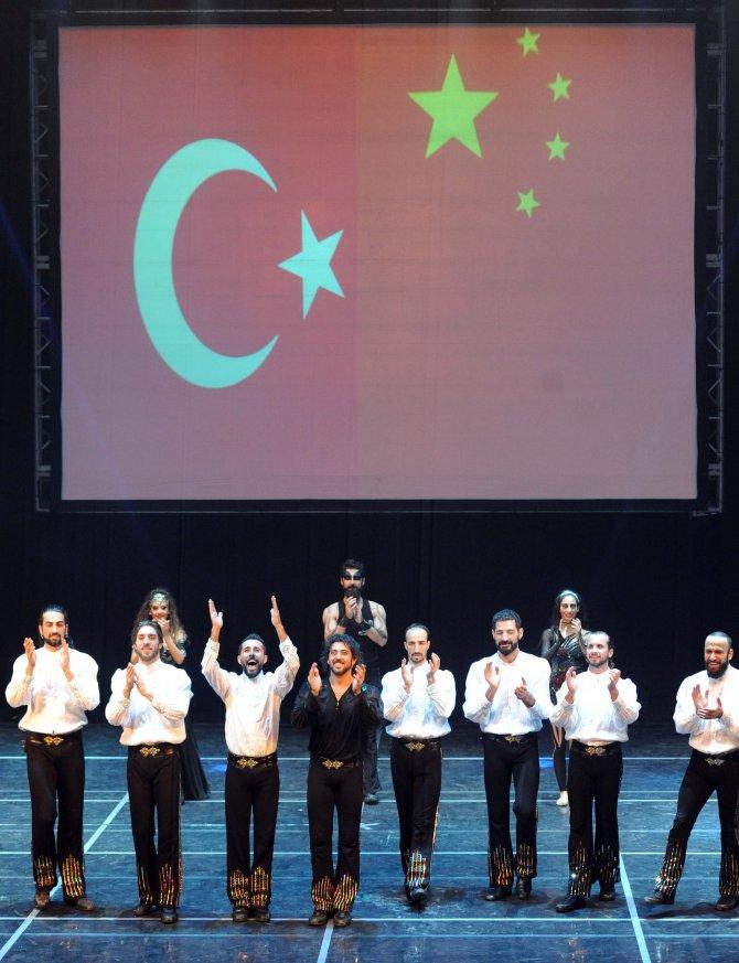 Anadolu Ateşi Pekin'i ısıttı