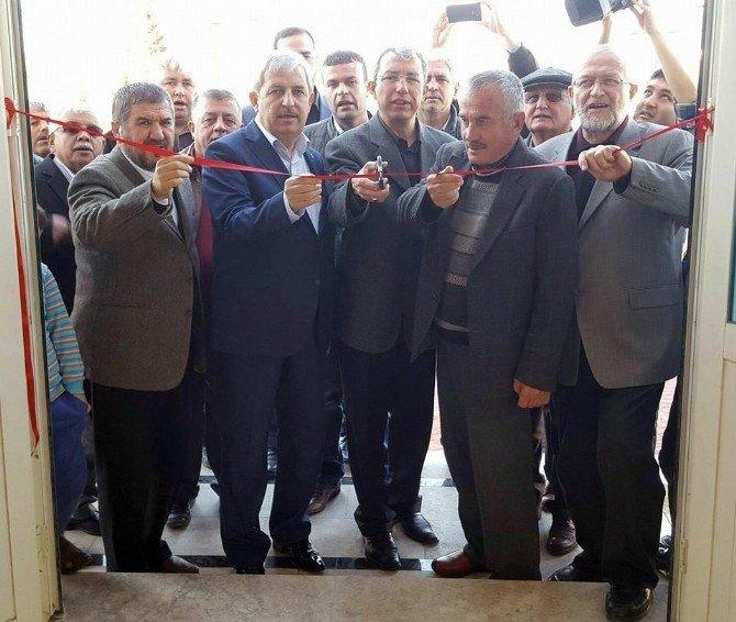 Mavikent Siteler Camisi İbadete Açıldı