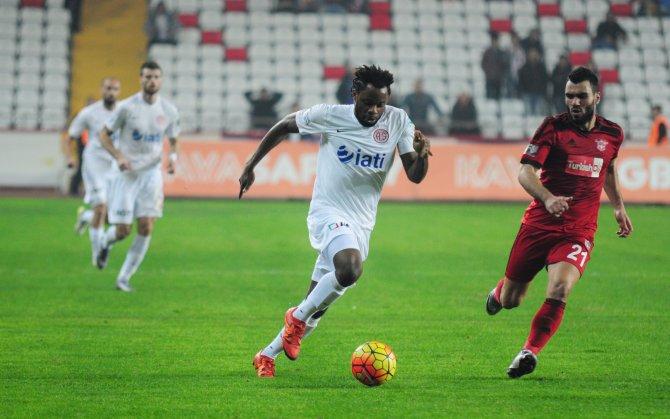 Antalyaspor: 0 – Gaziantepspor: 0