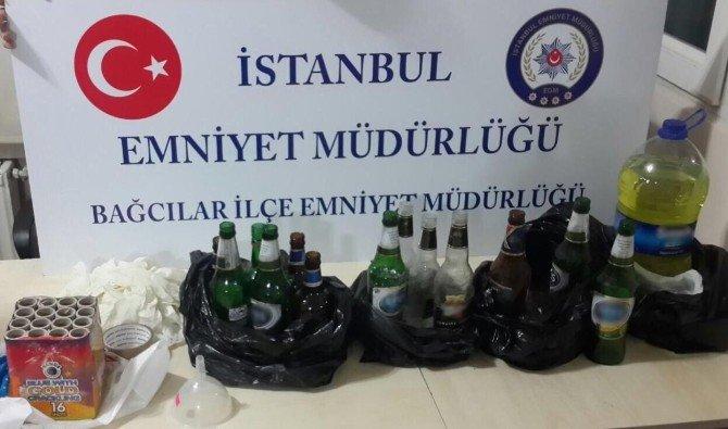 Araçları Kundaklayan PKK'lılar Yakalandı