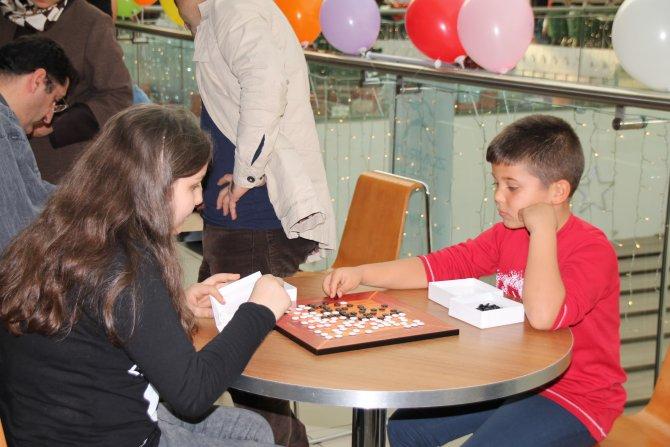 Öğrenciler arası akıl oyunları yarışması düzenlendi