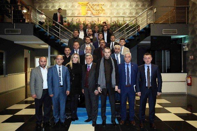 Başkan Karaosmanoğlu, MHP Grubuyla Da Bir Araya Geldi