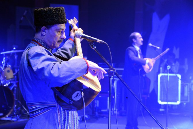 Mersin Türk Müziği Festivali'ne yoğun ilgi