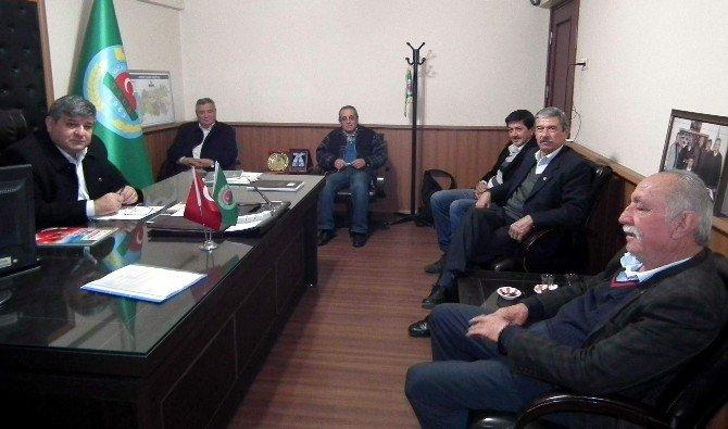 Aydın'da Çiçek Hastalığı Masaya Yatırıldı