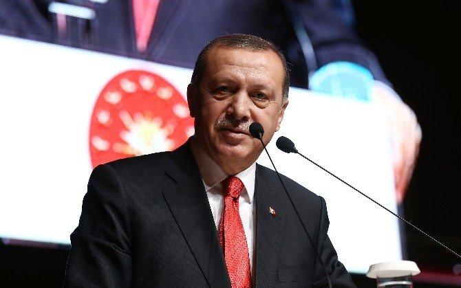 """Erdoğan: """"Asım'ın Neslini Ayağa Kaldırmanın Mücadelesini Veriyoruz"""""""