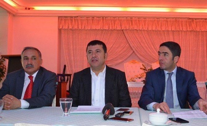 CHP'li Ağbaba'dan İsrail Ve Rusya Değerlendirmesi