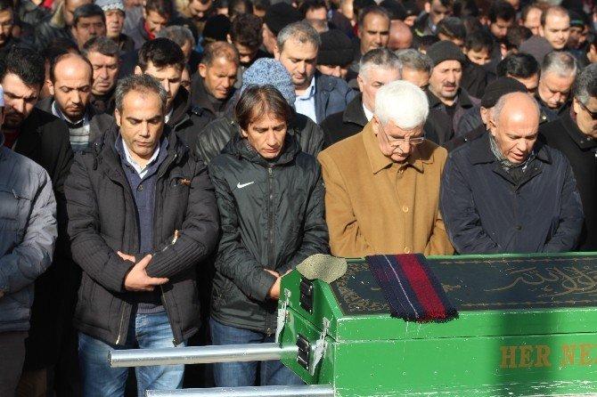 Eski Konyasporlu Nasuh'un Acı Günü