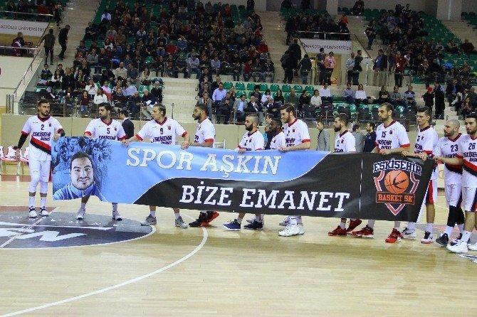 Eskişehir Basket Evinde Kaybetti