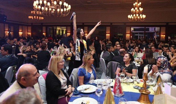Fenerbahçe'de Yılbaşı Kutlaması