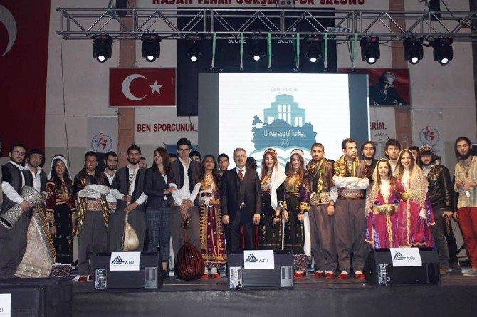 Üniversiteli Gençler Çankırı'da Buluştu