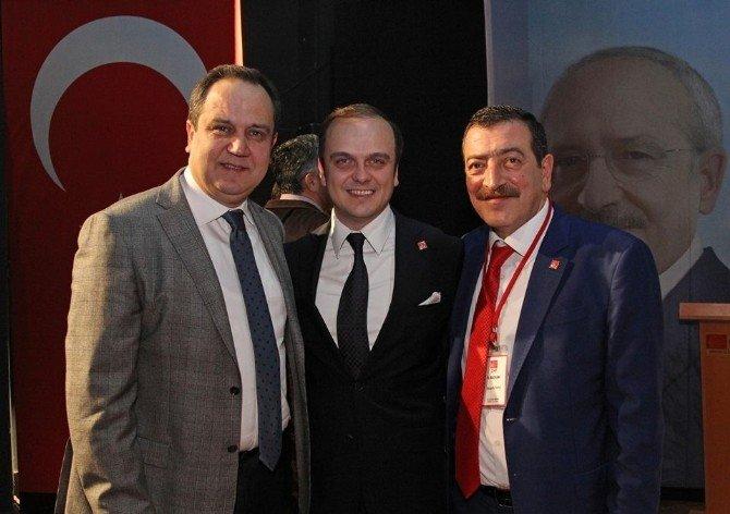 Giresun'da CHP'nin Yeni İl Başkanı Necati Tığlı Oldu