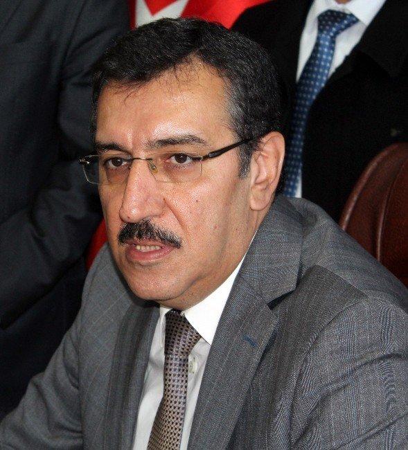 Gümrük Ve Ticaret Bakanı Bülent Tüfenkci Malatya'da