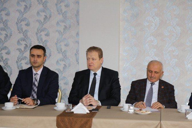 Gümüşhane Milli Eğitim Danışma Komisyonu Teknoloji Bağımlılığı İçin Toplandı