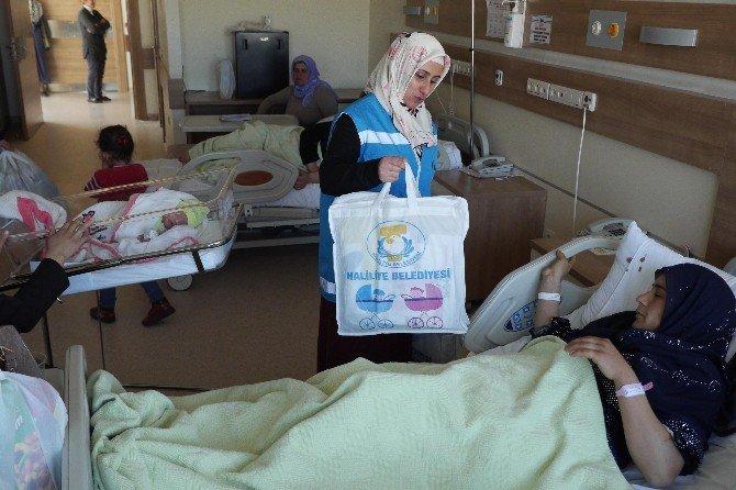 Haliliye'den 12 Bin Bebeğe 'Hoş Geldin' Seti