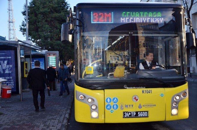 İstanbul Yollarında Bir Gün
