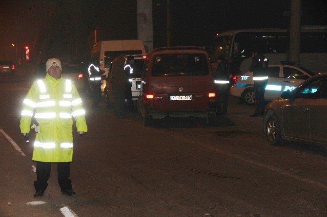 Iğdır'da 500 Polisle Huzur Operasyonu