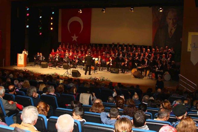 Bayraklı yeni yıla özel konserle merhaba dedi