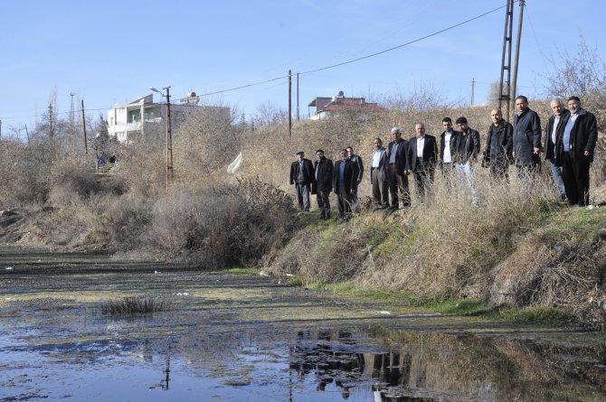 Afşin Akpınar Gölü, ıslah edilmeyi bekliyor