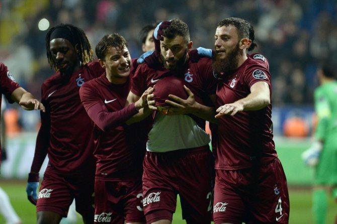 Kasımpaşa: 1 - Trabzonspor: 1 (İlk yarı)