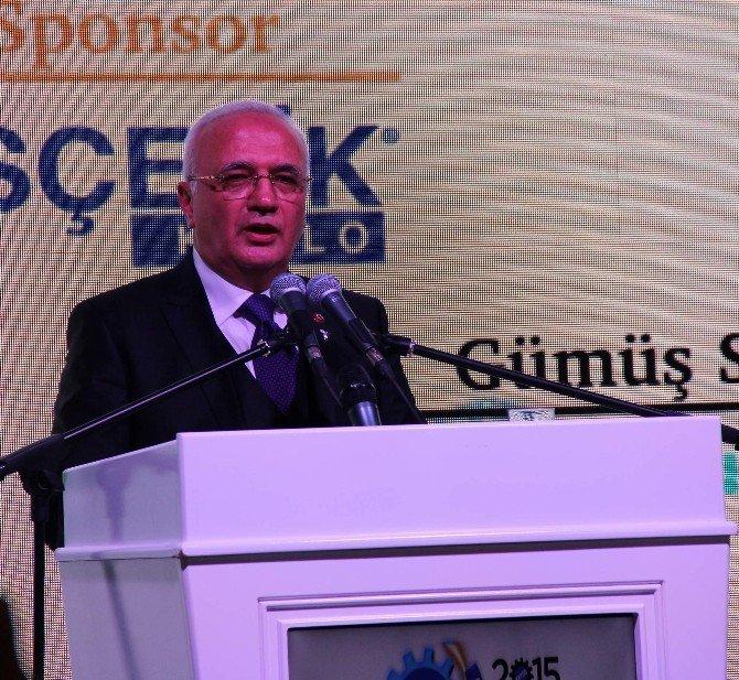 Ekonomi Bakanı Mustafa Elitaş: