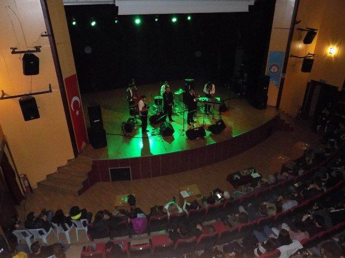 Kırklareli'nde Caz Konseri