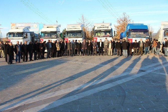Beyşehir'den Bayırbucak Türkmenleri'ne Yardım