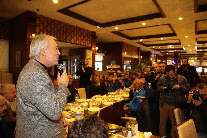 Başkan Kamil Saraçoğlu: 2016 Kütahyaspor İçin Şampiyonluk Yılı Olsun