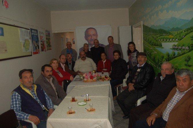 Lapseki CHP İlçe Başkanlığı İstişare Toplantısı