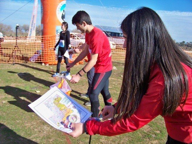 Türkiye Oryantiring Şampiyonası 2. Kademe Yarışları Yapıldı